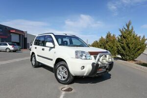 2005 Nissan X-Trail T30 II ST White 4 Speed Automatic Wagon Lonsdale Morphett Vale Area Preview
