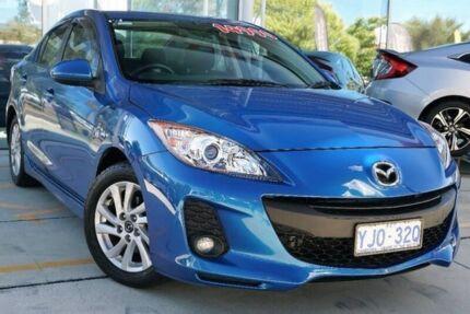 2013 Mazda 3 BL10F2 MY13 Maxx Activematic Sport Blue 5 Speed Sports Automatic Sedan