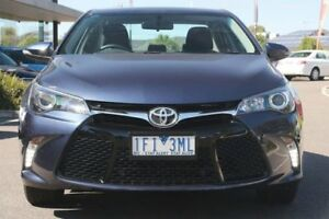 2015 Toyota Camry ASV50R Atara S Indigo 6 Speed Sports Automatic Sedan