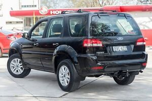 2010 Ford Escape ZD MY10 Black 4 Speed Automatic Wagon Penrith Penrith Area Preview