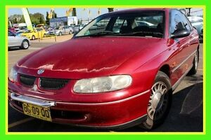 1998 Holden Commodore VT 50th Anniversary Burgundy 4 Speed Automatic Sedan Minchinbury Blacktown Area Preview
