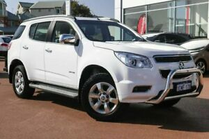 2014 Holden Colorado 7 RG MY14 LTZ White 6 Speed Sports Automatic Wagon Clarkson Wanneroo Area Preview