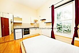 A selection studio flats , utility bills included. Available end January