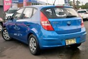 2011 Hyundai i30 FD MY11 SX Blue 5 Speed Manual Hatchback Gosford Gosford Area Preview
