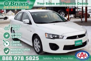 2017 Mitsubishi Lancer ES w/Mfg Warranty