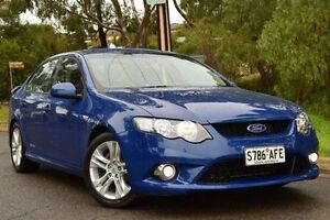 2008 Ford Falcon FG XR6 Blue 5 Speed Sports Automatic Sedan St Marys Mitcham Area Preview