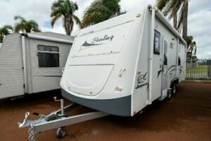 2009 Jayco Sterling 21.65-3 Greenfields Mandurah Area Preview