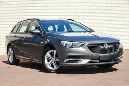 2018 Holden Commodore ZB MY18 LT Sportwagon Grey 9 Speed Sports Automatic Wagon Morley Bayswater Area Preview