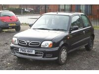 Nissan Micra 1.0 (Cheap car with MOT)