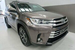 2017 Toyota Kluger GSU50R GX 2WD Grey 8 Speed Sports Automatic Wagon Berrimah Darwin City Preview