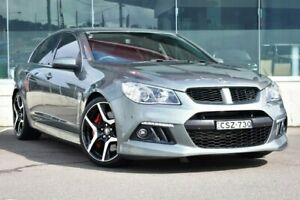 2014 Holden Special Vehicles ClubSport Gen-F MY14 R8 Grey 6 Speed Manual Sedan Cardiff Lake Macquarie Area Preview