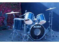Tama 5 Piece Kit + Hardware