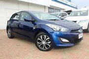 2013 Hyundai i30 GD Active Blue 6 Speed Sports Automatic Hatchback Parramatta Park Cairns City Preview