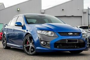 2012 Ford Performance Vehicles GT FG Mk II Boss 335 Blue 6 Speed Sports Automatic Sedan Osborne Park Stirling Area Preview