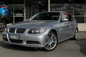 2006 BMW 325i E90 Steptronic Silver 6 Speed Sports Automatic Sedan Dandenong Greater Dandenong Preview