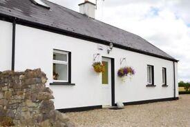 Ireland Cottage 3bd 12 Acres.Stunning Location West Coast Co. Sligo - Ocean Views Sale or Swap.