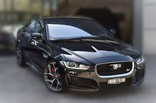 2015 Jaguar XE X760 MY16 S Black 8 Speed Sports Automatic Sedan Berwick Casey Area Preview