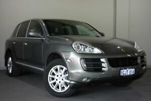 2008 Porsche Cayenne 9PA MY08 Grey 6 Speed Sports Automatic Wagon Bayswater Bayswater Area Preview
