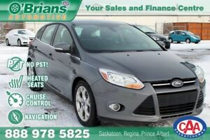 2012 Ford Focus SEL - No PST!