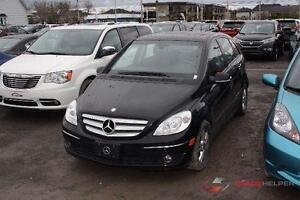 **MERCEDES B200 TURBO 2008**TOIT PANORAMIQUE**À PARTIR DE 33/SEM