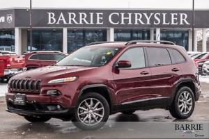 2018 Jeep Cherokee North ***REMOTE START** ONLY 6000KM***