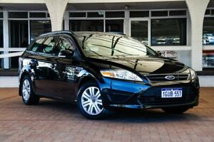2013 Ford Mondeo MC LX PwrShift TDCi Black 6 Speed Sports Automatic Dual Clutch Wagon Melville Melville Area Preview