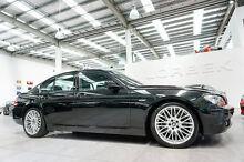 2006 BMW 740I E65 UPGRADE Black 6 Speed Steptronic Sedan Port Melbourne Port Phillip Preview