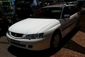 2002 Holden Commodore VY Executive White 4 Speed Automatic Wagon Colyton Penrith Area Preview
