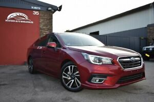 2019 Subaru Liberty B6 2.5i CVT AWD Red 6 Speed Constant Variable Sedan Cannington Canning Area Preview