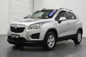 2016 Holden Trax TJ MY16 LS Silver 6 Speed Automatic Wagon Oakleigh Monash Area Preview