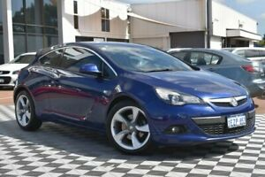 2015 Holden Astra PJ MY15.5 GTC Sport Blue 6 Speed Automatic Hatchback Attadale Melville Area Preview
