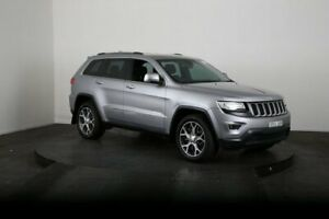 2013 Jeep Grand Cherokee WK MY14 Laredo (4x4) Grey 8 Speed Automatic Wagon McGraths Hill Hawkesbury Area Preview