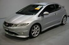 2007 Honda Civic 8th Gen MY07 Type R Silver 6 Speed Manual Hatchback Old Guildford Fairfield Area Preview
