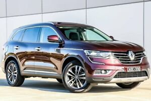 2017 Renault Koleos HZG Intens X-tronic Red 1 Speed Constant Variable Wagon Pakenham Cardinia Area Preview