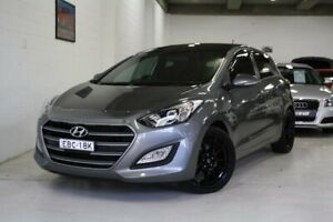 2016 Hyundai i30 GD5 Series II MY17 SR Premium Grey 6 Speed Sports Automatic Hatchback Castle Hill The Hills District Preview