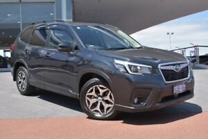 2018 Subaru Forester S5 MY19 2.5i-L CVT AWD Dark Grey 7 Speed Constant Variable Wagon Wangara Wanneroo Area Preview