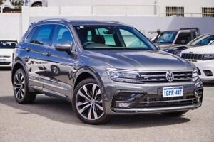 2018 Volkswagen Tiguan 5N MY18 140TDI DSG 4MOTION Highline Grey 7 Speed Sports Automatic Dual Clutch Myaree Melville Area Preview