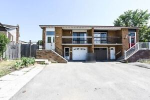 Well Maintained & Upgraded 4+2 Bed 5 Level Home Backsplit Area!