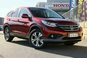 2014 Honda CR-V 30 MY14 DTI-L (4x4) Red 5 Speed Automatic Wagon Wangara Wanneroo Area Preview