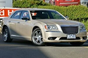 2012 Chrysler 300 LX MY12 Limited E-Shift Gold 8 Speed Sports Automatic Sedan Narre Warren Casey Area Preview