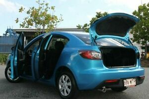 2011 Mazda 3 BL10F2 Neo Activematic Blue 5 Speed Sports Automatic Sedan Bungalow Cairns City Preview