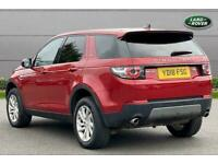 2018 Land Rover Discovery Sport 2.0 Td4 180 Se Tech 5Dr Station Wagon Diesel Man