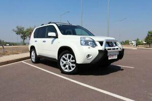 2012 Nissan X-Trail T31 Series V TL White 6 Speed Automatic Wagon Gunn Palmerston Area Preview