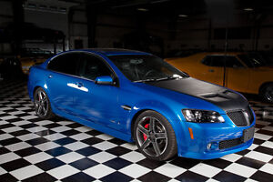 2009 Pontiac G8 Firehawk GT Supercharged Special Edition