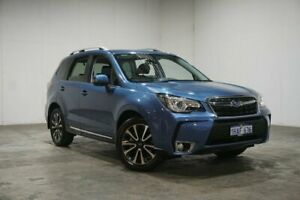 2017 Subaru Forester S4 MY17 XT CVT AWD Blue 8 Speed Constant Variable Wagon Welshpool Canning Area Preview