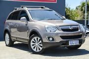 2015 Holden Captiva CG MY15 5 AWD LT Brown 6 Speed Sports Automatic Wagon Morley Bayswater Area Preview
