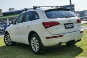 2015 Audi Q5 8R MY15 TDI S tronic quattro White 7 Speed Sports Automatic Dual Clutch Wagon Victoria Park Victoria Park Area Preview
