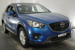 2012 Mazda CX-5 KE1021 Maxx SKYACTIV-Drive AWD Sport Blue 6 Speed Sports Automatic Wagon Maryville Newcastle Area Preview