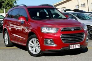 2016 Holden Captiva CG MY16 LT AWD Red 6 Speed Sports Automatic Wagon Gympie Gympie Area Preview