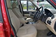 2015 Land Rover Discovery Series 4 L319 MY16 SDV6 SE Red/Black 8 Speed Sports Automatic Wagon Slacks Creek Logan Area Preview